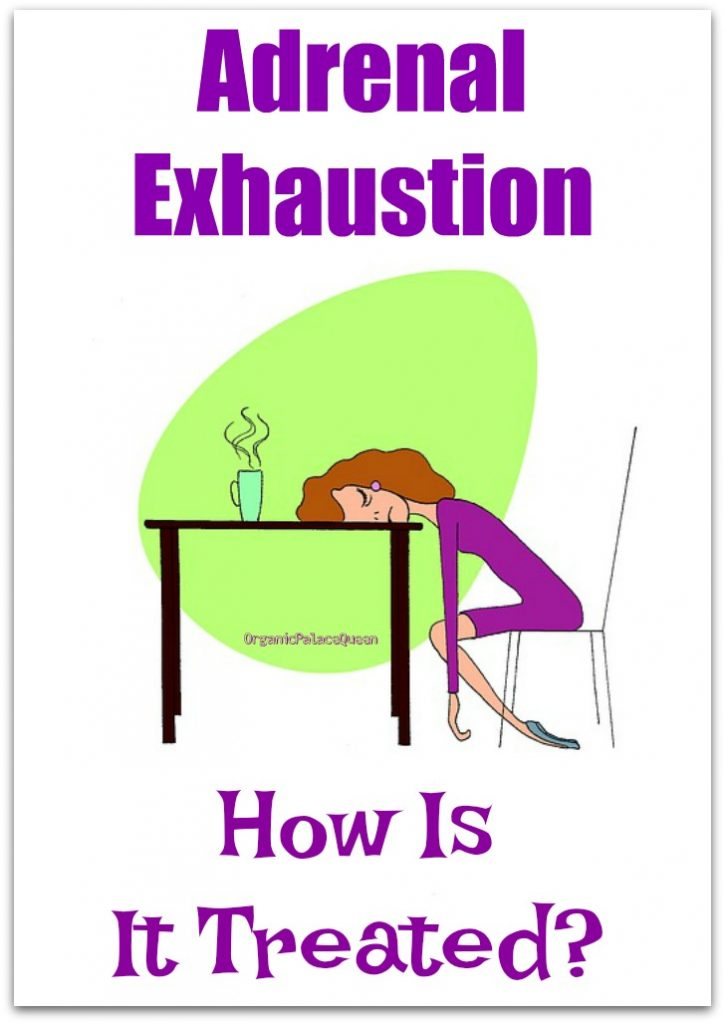 Symptoms of adrenal exhaustion