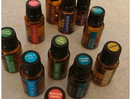 Nature's Fusions essential oils