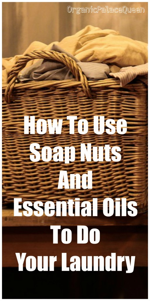 How to use soap nuts to do your laundry