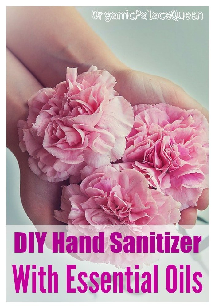 Non toxic liquid hand sanitizer recipe