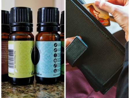 how much essential oil to buy