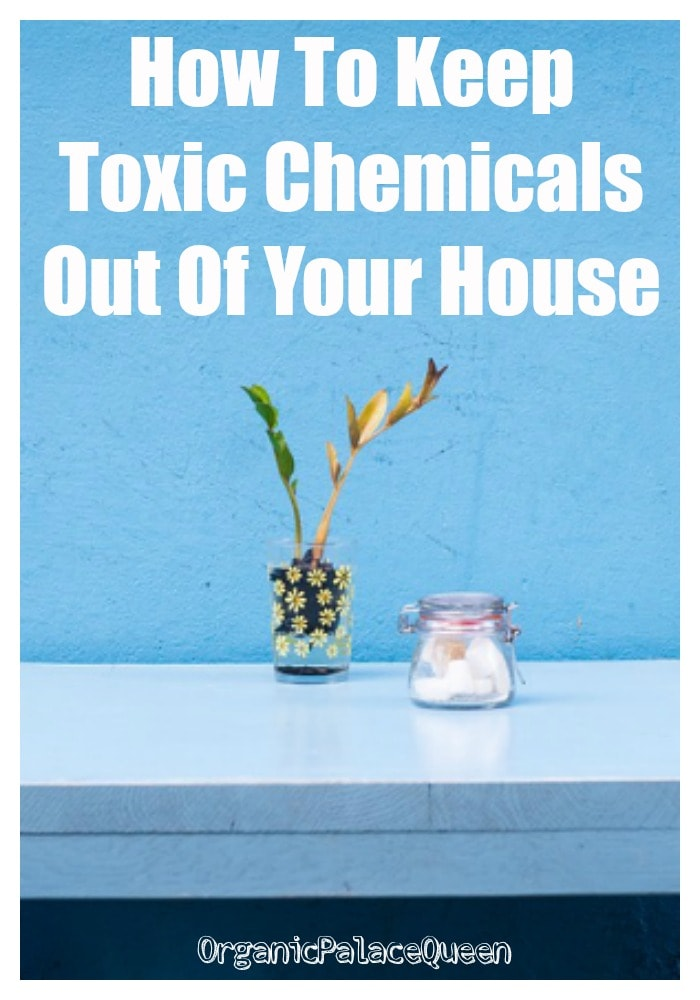 How to have a chemical free home