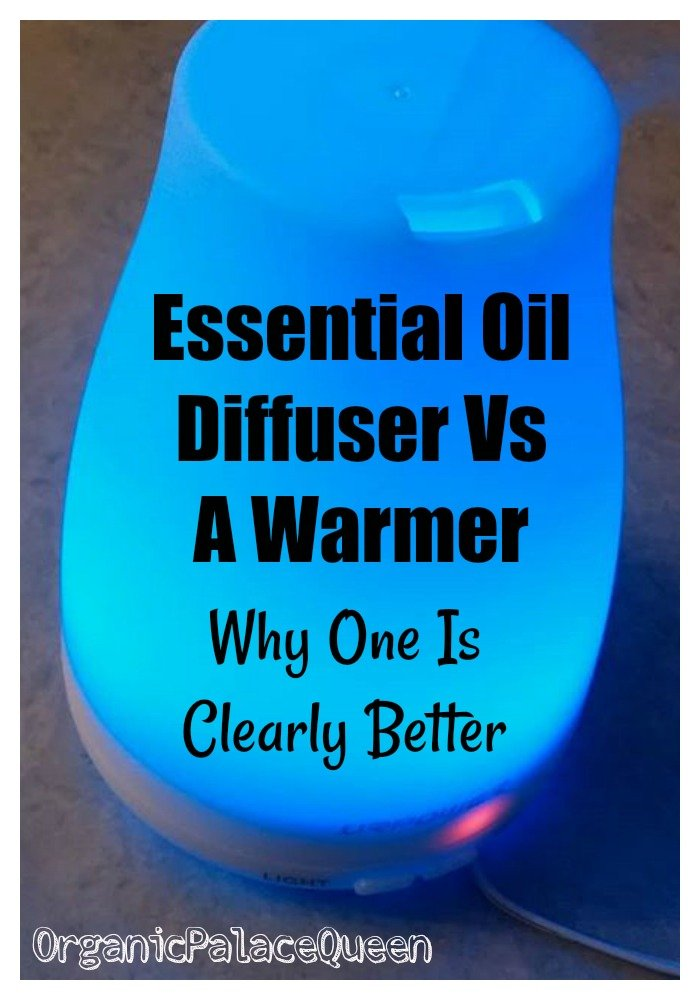 Should I get an essential oil diffuser or a warmer