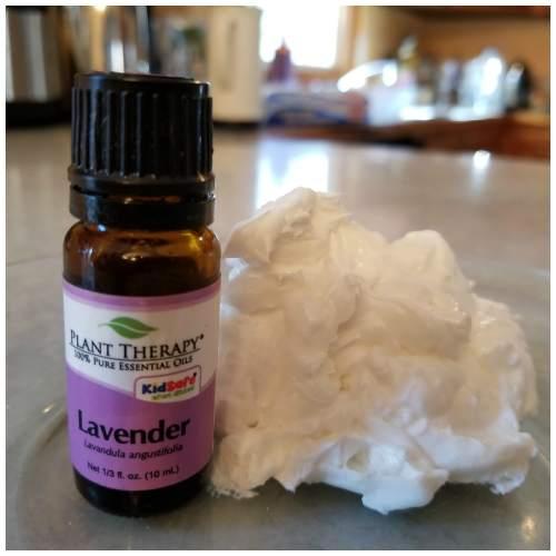 How to make lavender sleep cream