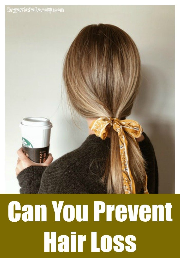 Is there a way to prevent hair loss
