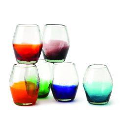 Multicolor Wine Glasses