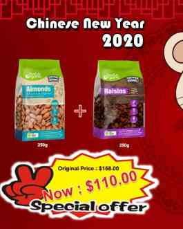 Chinese New Year Special Offer 2