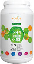 Vooluu Green Protein Shake