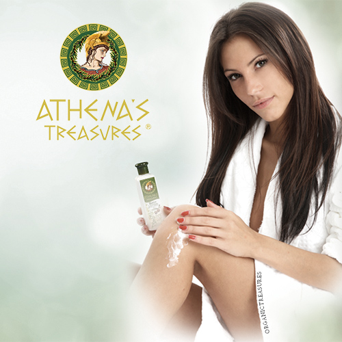 Athenas Treasures Body Lotion