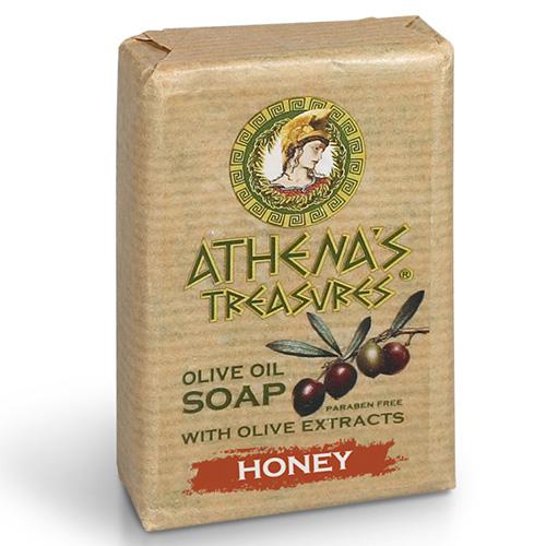 Olive Oil Soap Honey 100gr