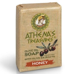 Olive Oil Soap Honey 100gr