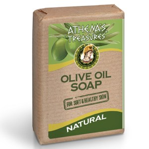 Olive Oil Soap Natural 100gr