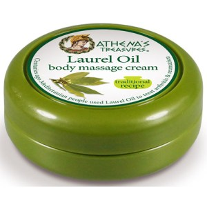 Laurel Oil body masssage cream