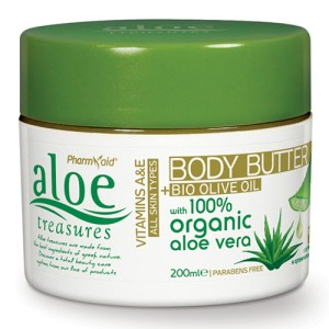 Body Butter Olive Oil 200ml