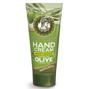 Athenas Treasures Hand Cream Natural 60ml