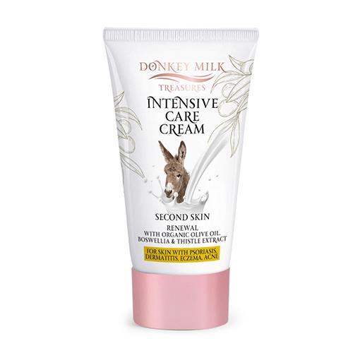 Intensieve verzorging Crème Second Skin