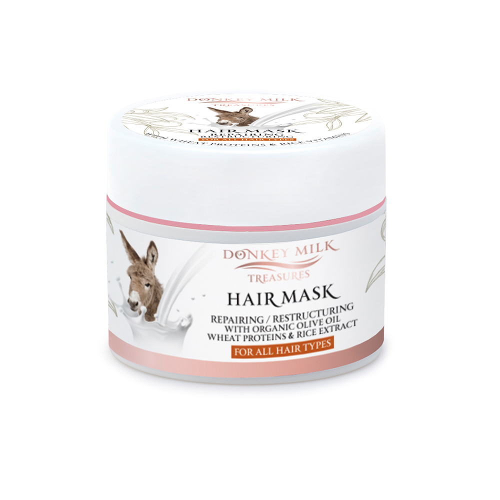 Pharmaid Donkey Milk Treasures Hairmask
