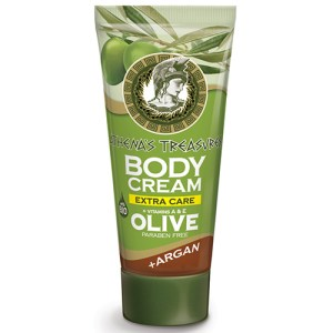 body cream argan