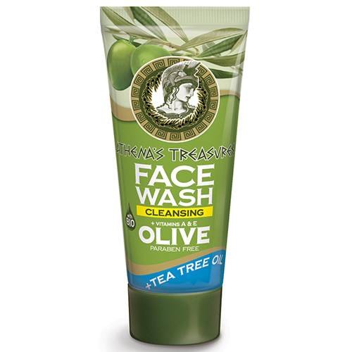 face wash tea tree oil