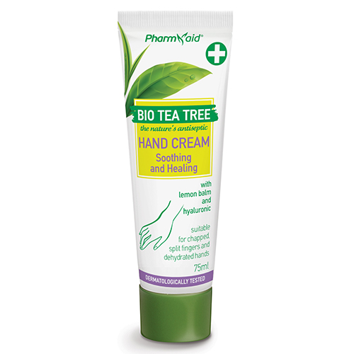 Handcrème Tea Tree Oil 75ml
