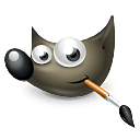 GIMP is a free image manipulation program