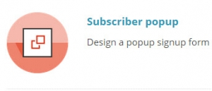Learn how to make the subscriber popup form work in WordPress