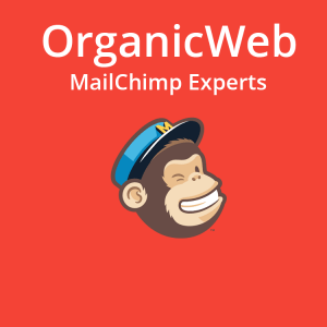 We provide Mailchimp and WordPress services