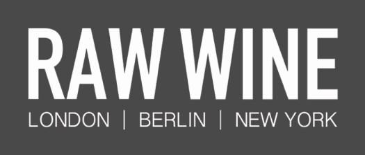 RAW WINE - Logo (Horizontal)