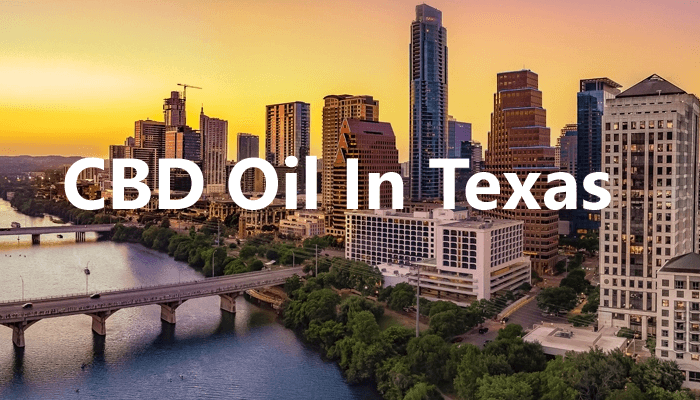 cbd oil in texas