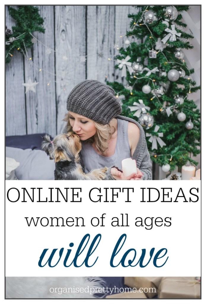 best women's gift ideas