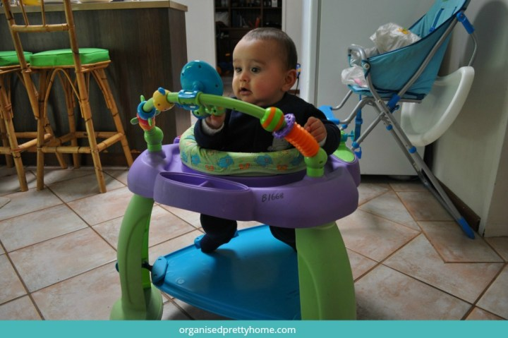 How To Get Housework Done With A Baby Amp Toddler