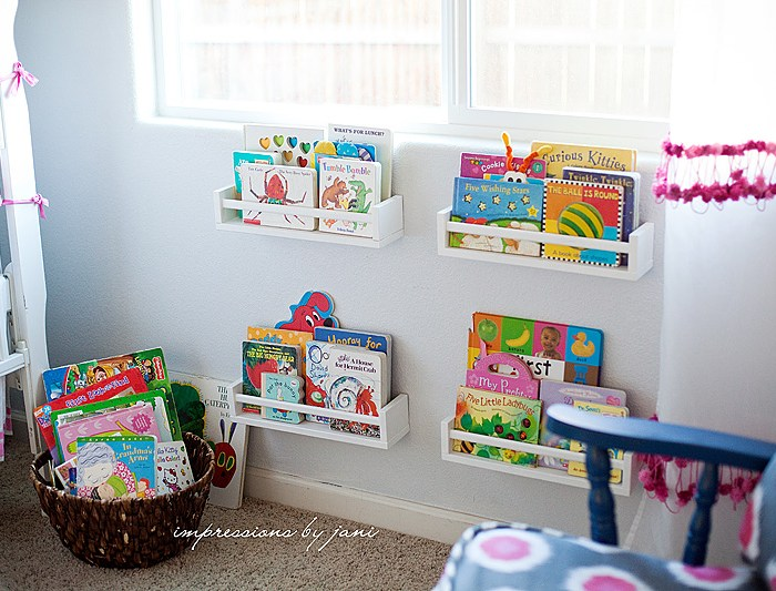 15 Brilliant Ideas To Store Children's Books