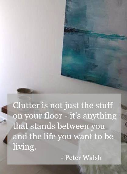 reduce social media use by considering it clutter that stands in the way of the life you want to be living
