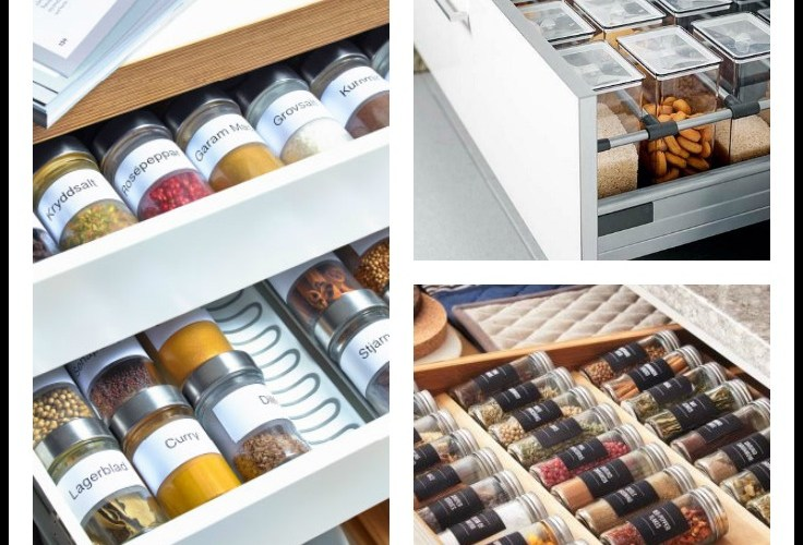 The Best Way To Store Spices