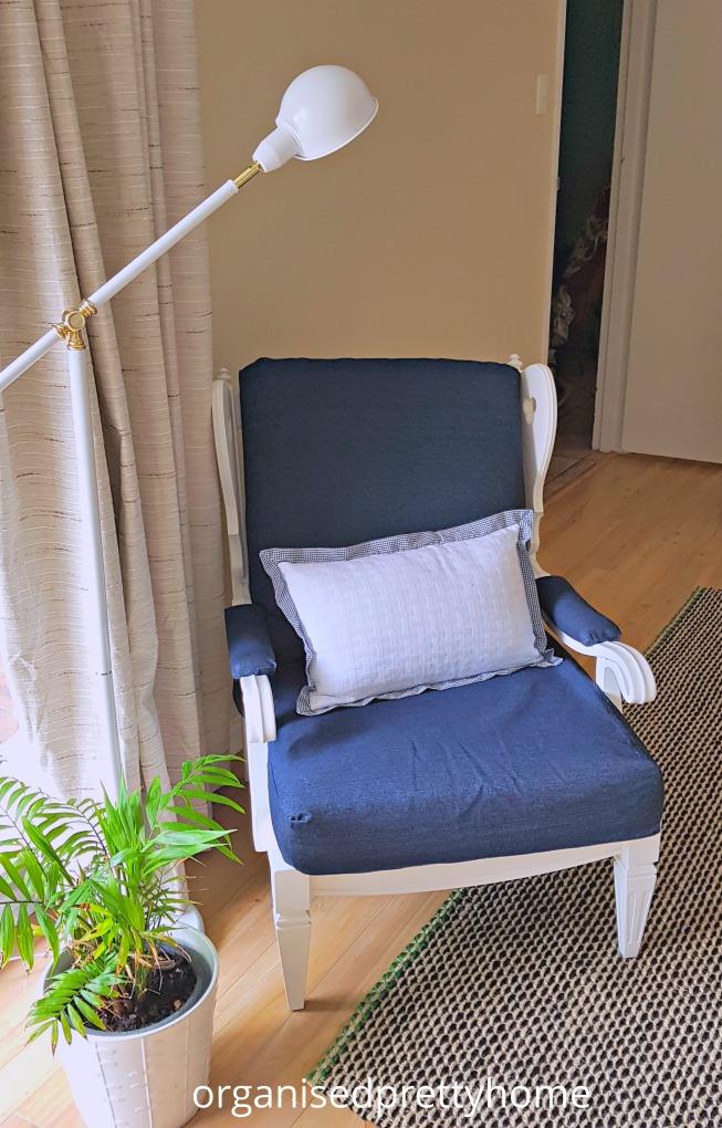 living room one room challenge