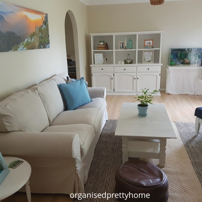 One Room Challenge – Living Room Reveal