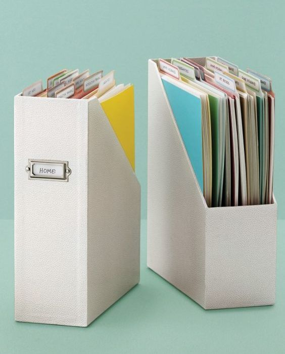 3 Simple & Affordable Ways To Organise School Papers