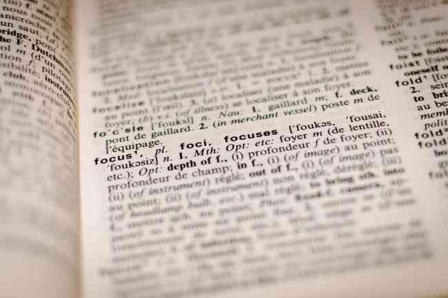Defining agile using a dictionary,