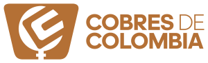 LOGO COBRES DE COLOMBIA Organizaciones seguras