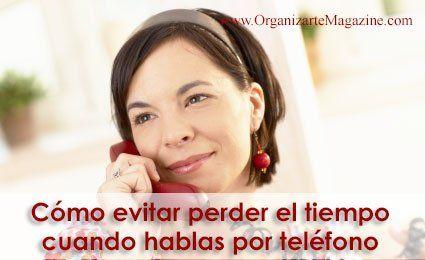Conversaciones telefónicas efectivas