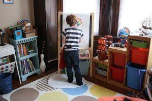 Madres organizadas, niños organizados. ¡Enséñales!