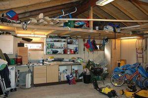 Cómo organizar el garage: una misión ¡posible!