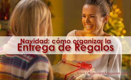 Navidad: cómo organizar la entrega de regalos