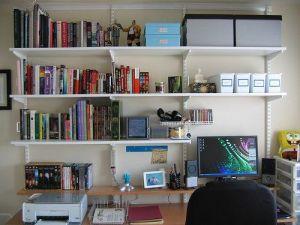 ¡Organiza tu oficina en casa y... siéntete como en casa! ;-)