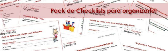 pack-checklists