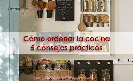 como-ordenar-cocina-consejos-practicos