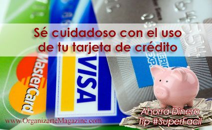 tarjetas de crédito para ahorrar dinero