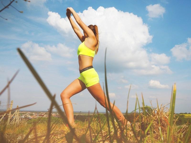5 Actividades sanas - Yoga