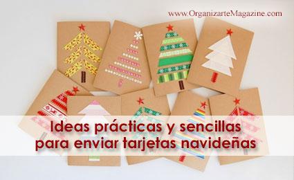 Navidad: ideas practicas para enviar tarjetas y saludos navideños