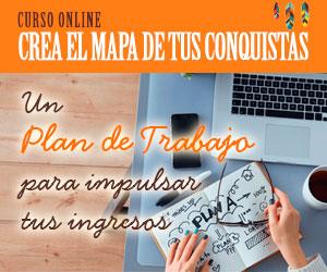 Curso Online: Crea el Mapa de tus Conquistas